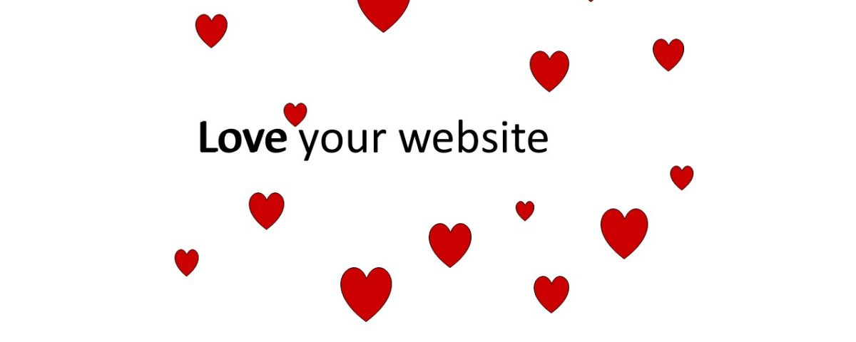 Love your website