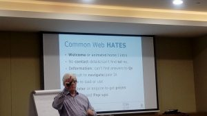 What do you hate about websites?